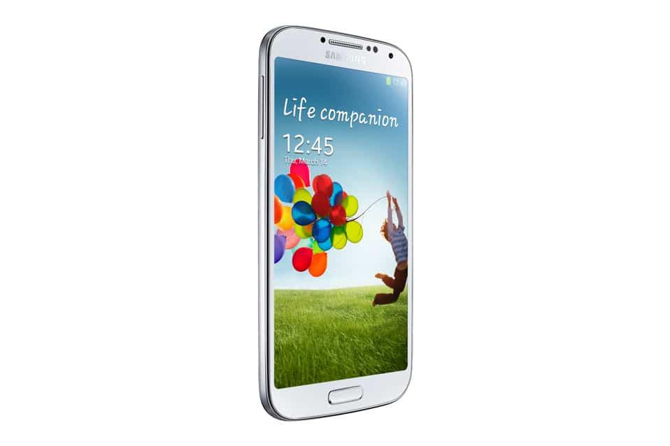 Samsung S4 test