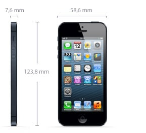 Étanchéité iPhone 5